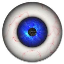 ピアスも作れる目玉のカボーションパーツ